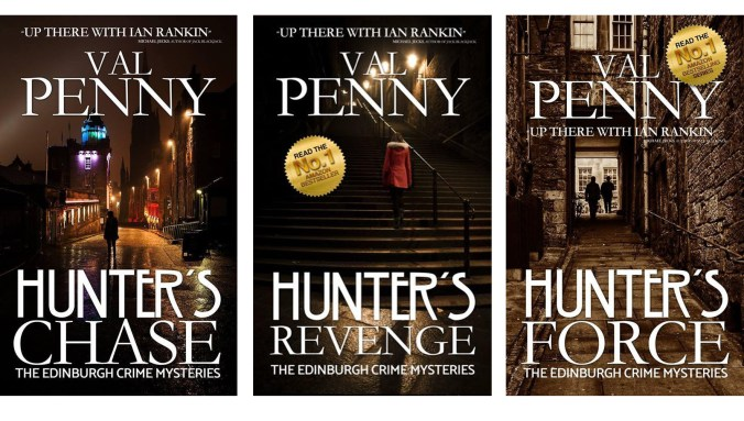 Val Penny 3 books