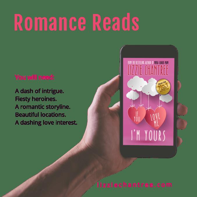 Romance Reads by Lizzie Chantree
