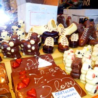 Valentine's Day at the Florence Chocolate Festival