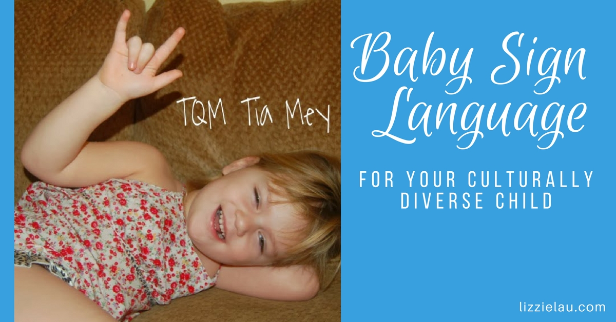 Baby Sign Language For Your Culturally Diverse Child