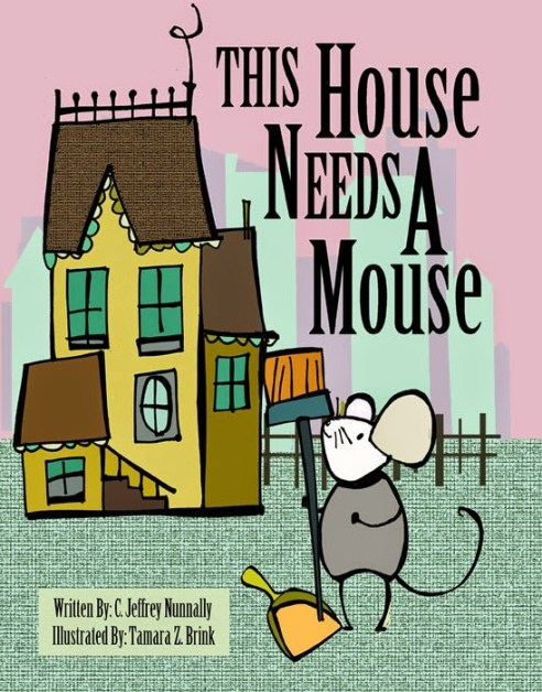 Book Review – This House Needs A Mouse
