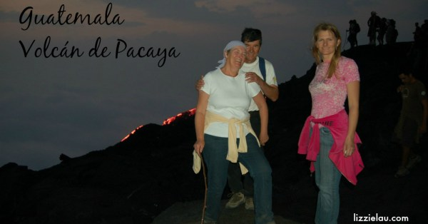 On The Edge – of a Volcano in Guatemala!