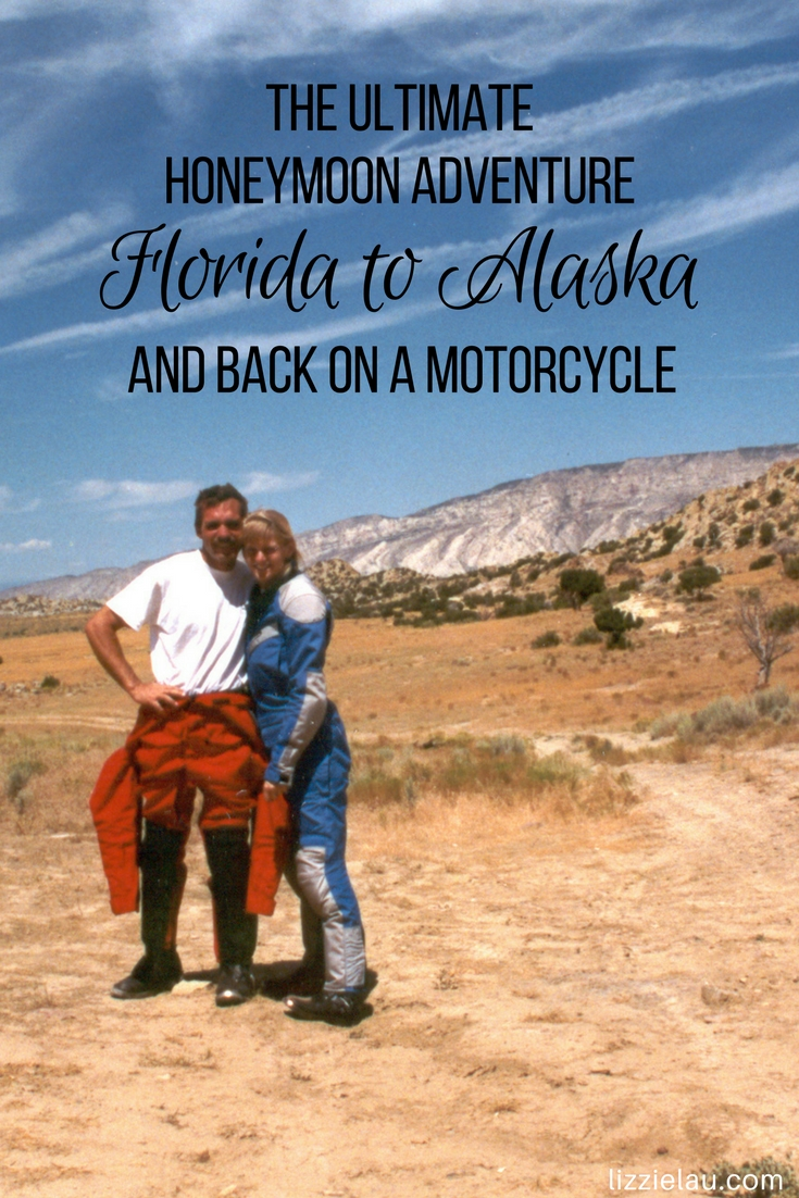 The Ultimate Honeymoon Adventure - from Florida to Alaska and back on a Motorcycle. 15,000 miles on two wheels. #travel #adventure #advrider #USA #Canada