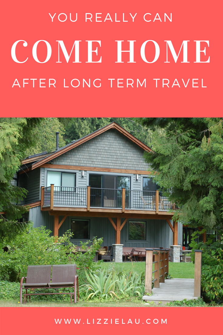 You Really Can Come Home After Long Term Travel
