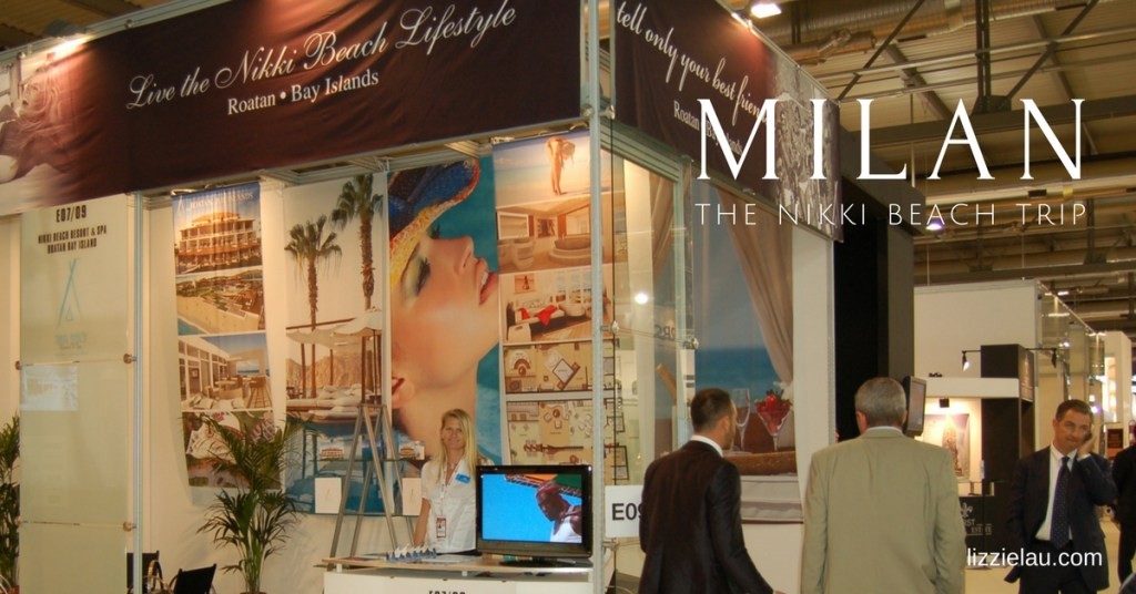 Milan – The Nikki Beach Trip