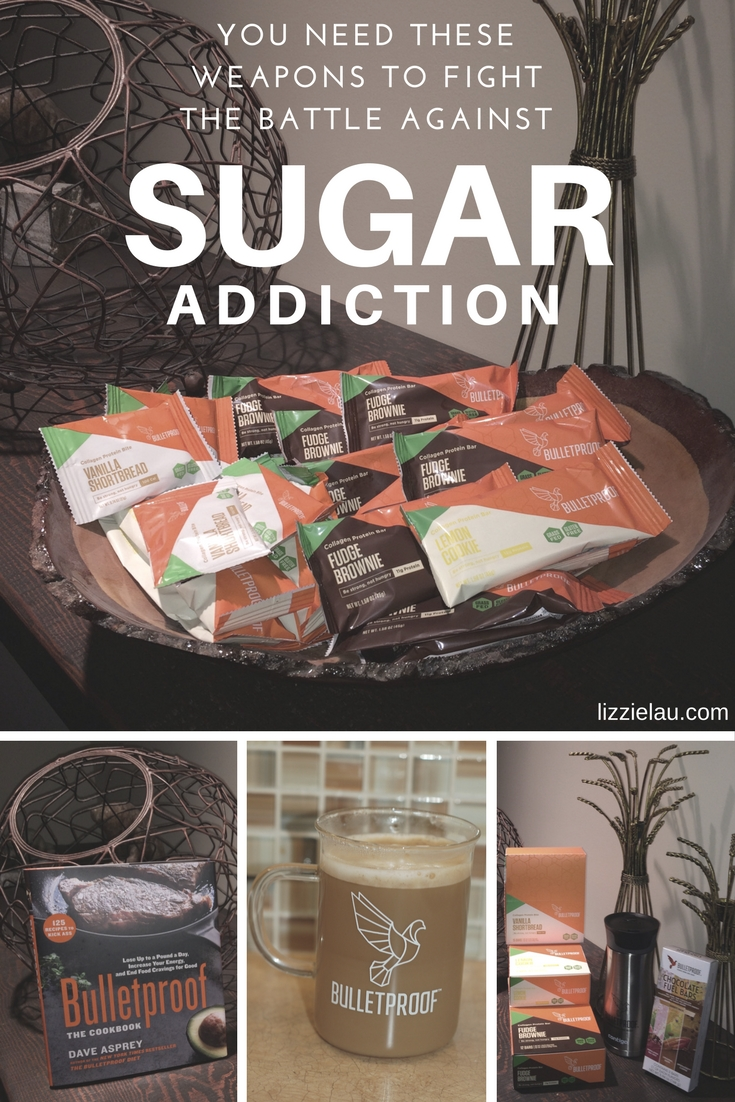 You Need These Weapons to Fight the Battle Against Sugar Addiction #FuelYourAwesome