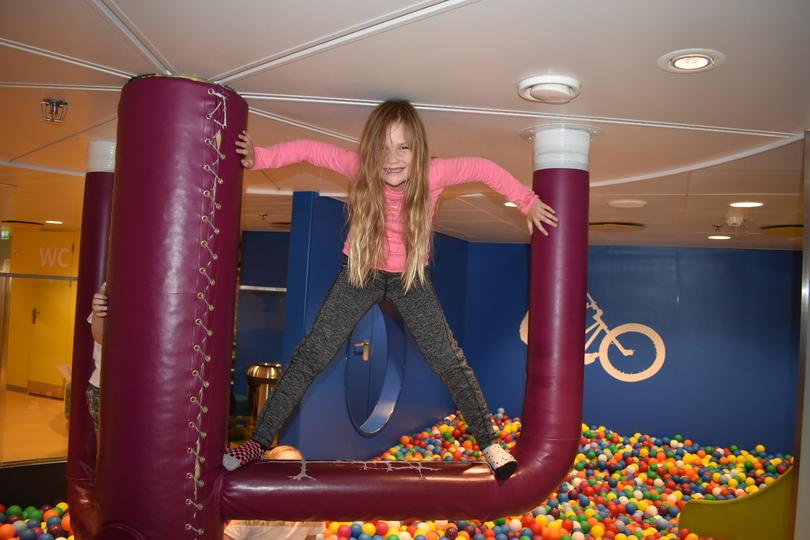 Silja Serenade play room