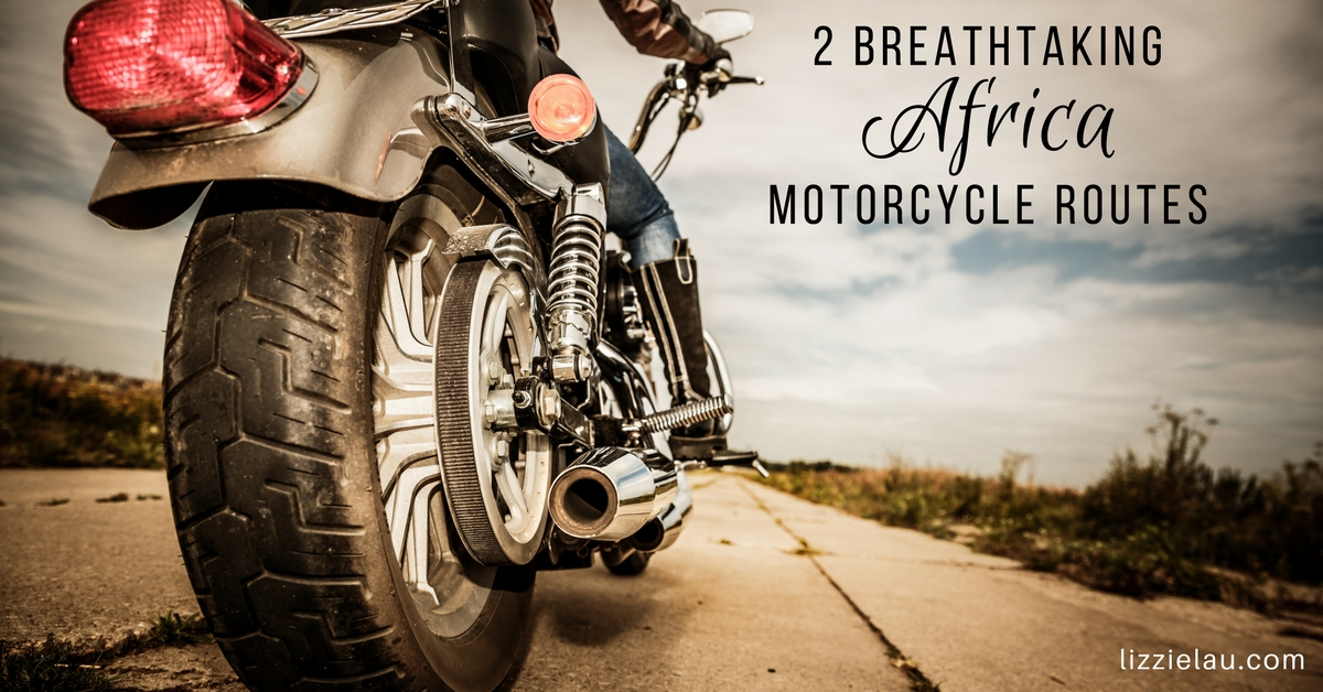 2 Breathtaking Africa Motorcycle Routes