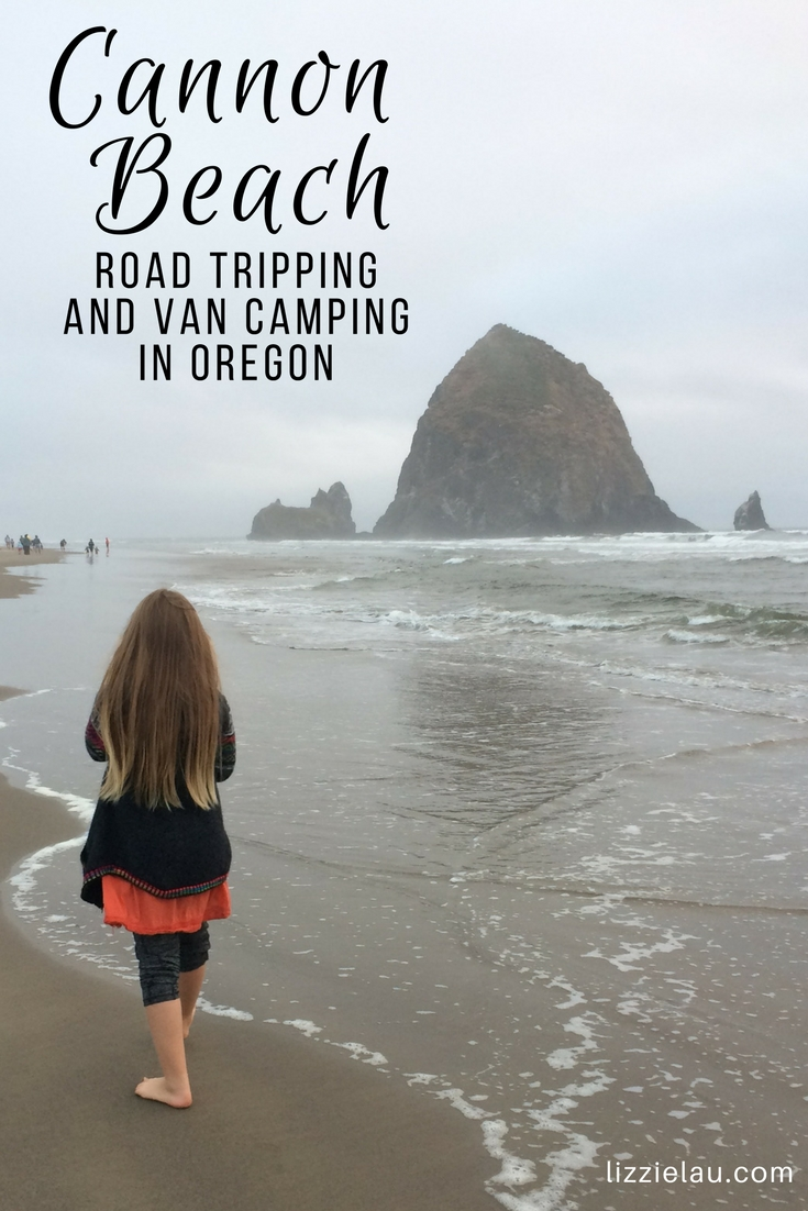 Cannon Beach, Oregon  A Fun Family Destination - Lizzie Lau Travels
