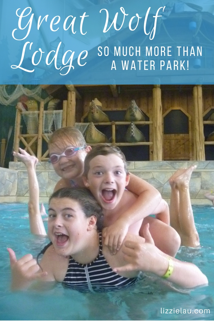 Great Wolf Lodge so much more than a water park