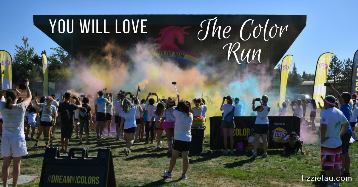 You will love The Color Run