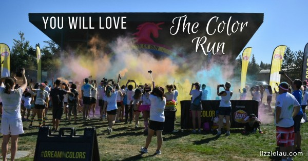 You Will Love The Color Run – There Are Unicorn Medals!