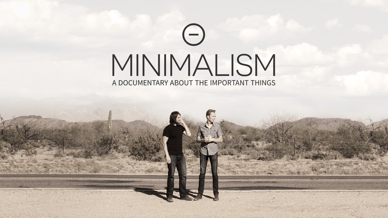 Minimalism: A Documentary About the Important Things on Netflix