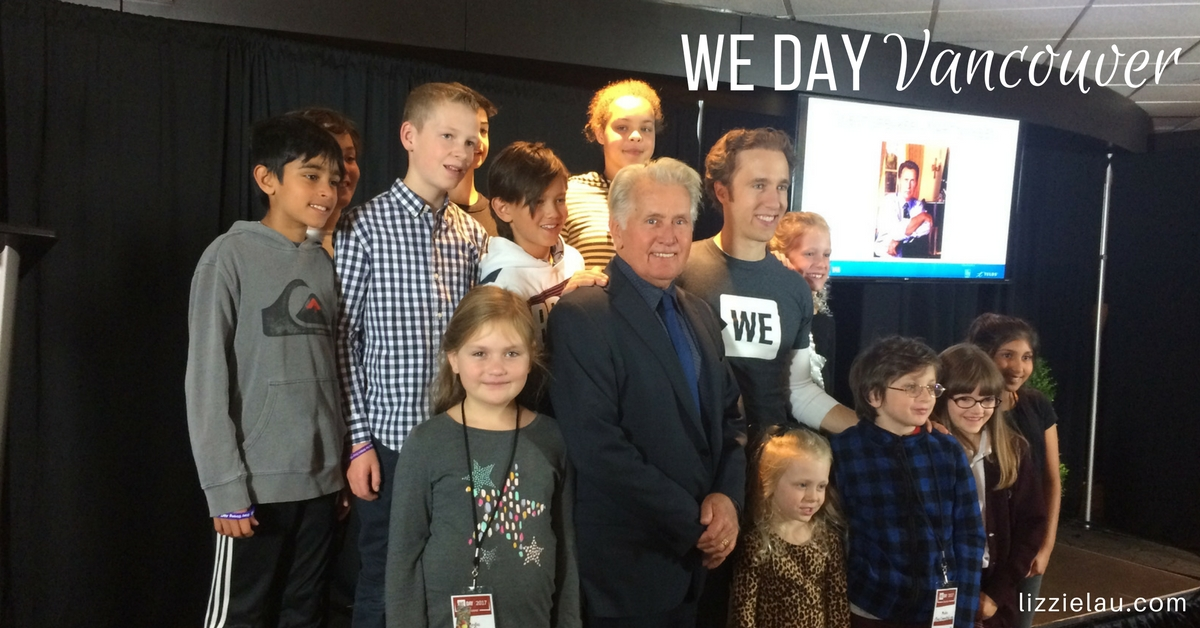 WE Day Vancouver Promotes Kindness and Making a Difference
