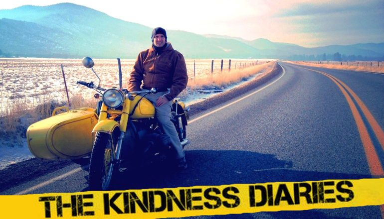 The Kindness Diaries on Netflix
