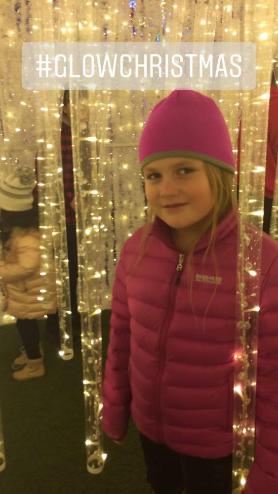 Glow Christmas Langley