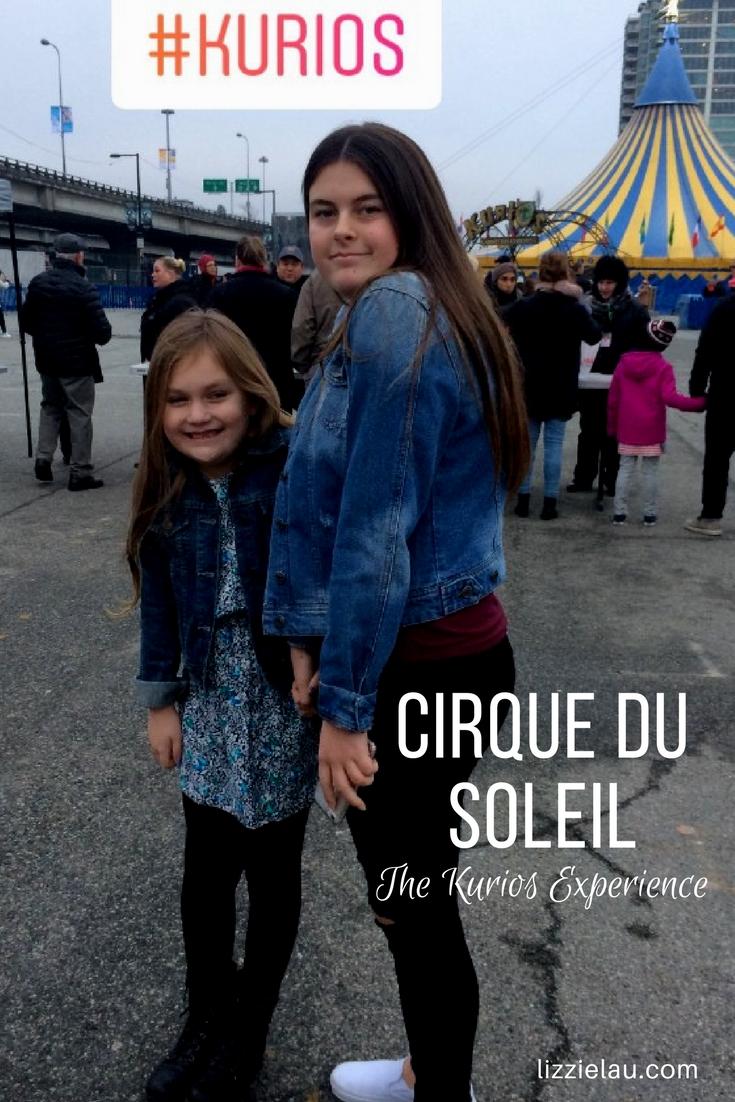 Cirque du Soleil - The Kurios Experience #yvr #vancouver