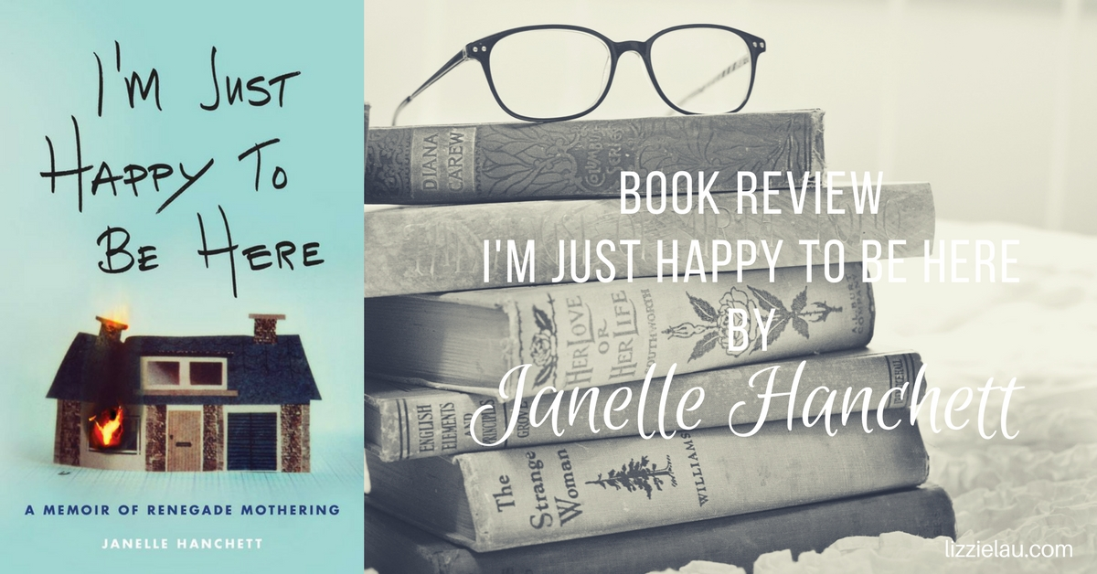 Book Review – I'm Just Happy To Be Here