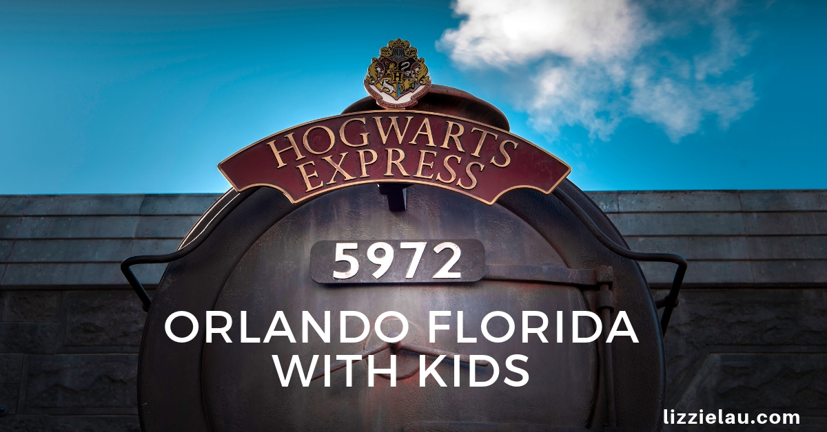 Orlando With Kids – Theme Parks + Beyond