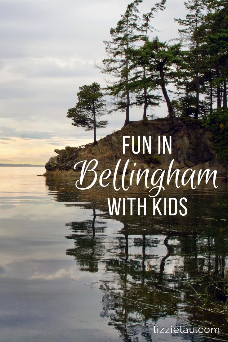Fun In Bellingham With Kids