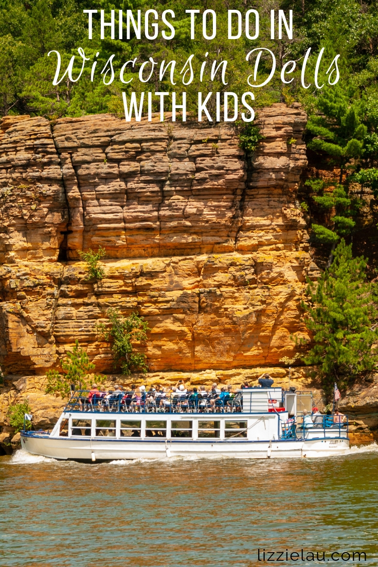 Things to do in Wisconsin Dells with kids