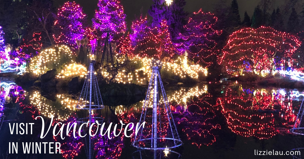 Visit Vancouver in Winter