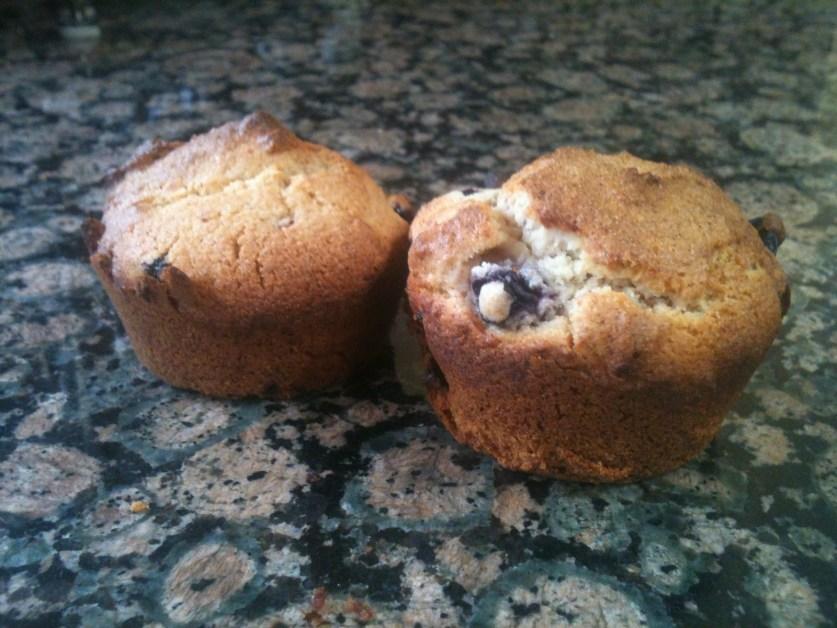 Gluten Free Lemon Blueberry Muffins Recipe
