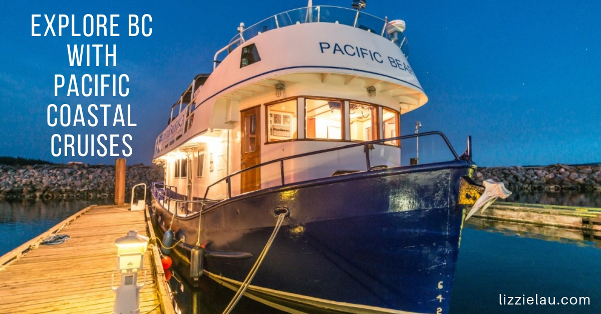 Pacific Coastal Cruises