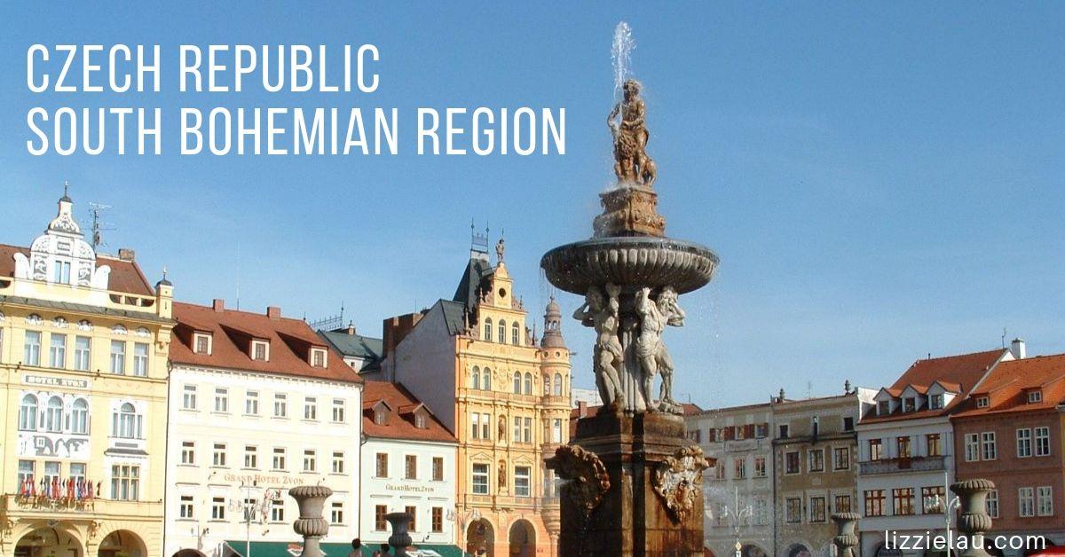 Czech Republic South Bohemian Region