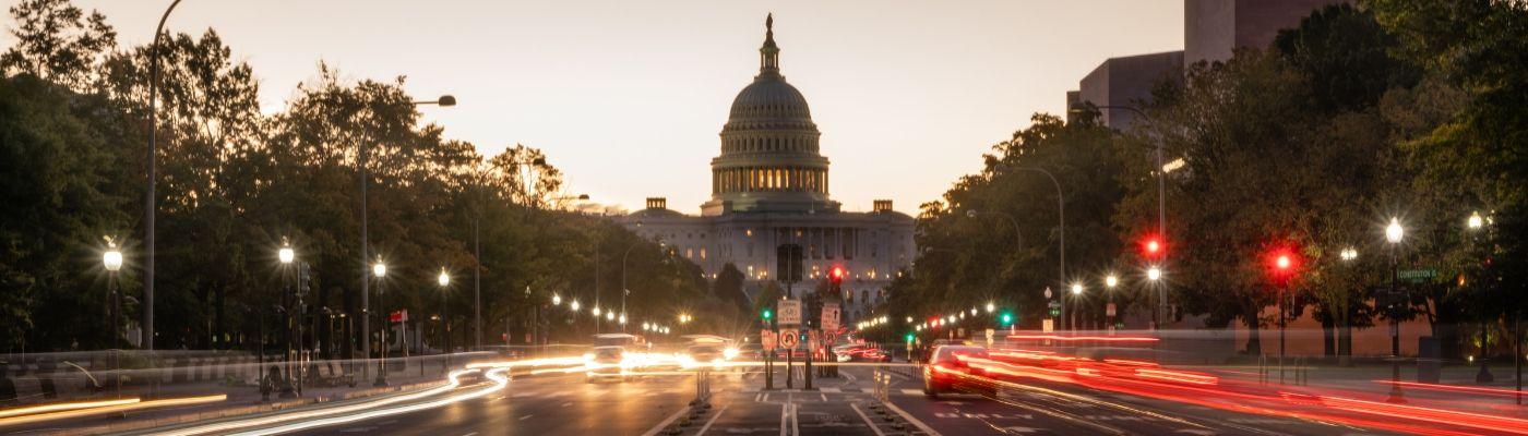 US Tourism Websites District of Columbia