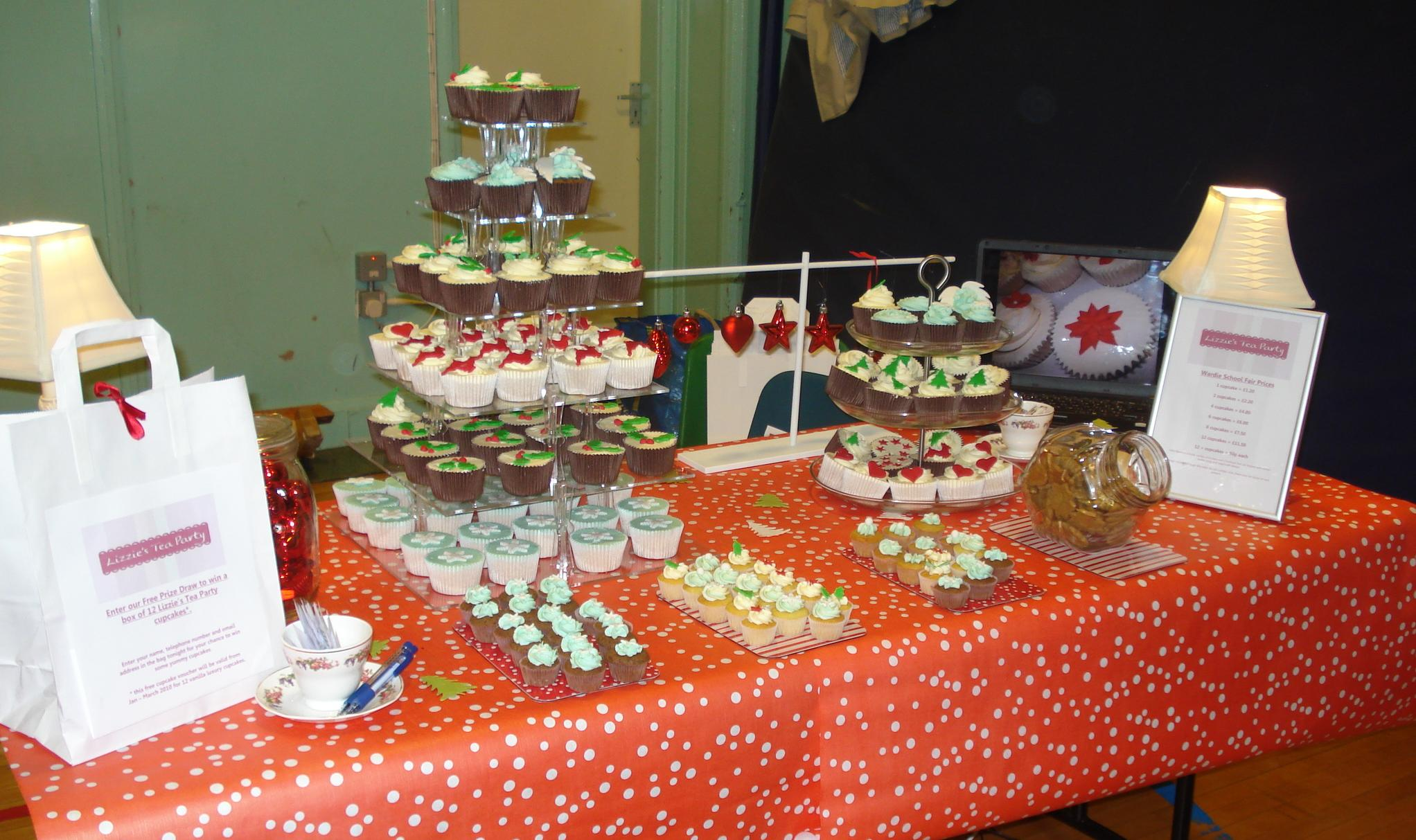 Christmas Fair LTP stand