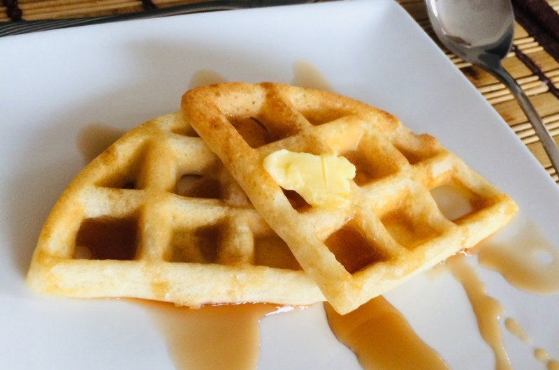 Wonderful Waffles (Gluten Free)