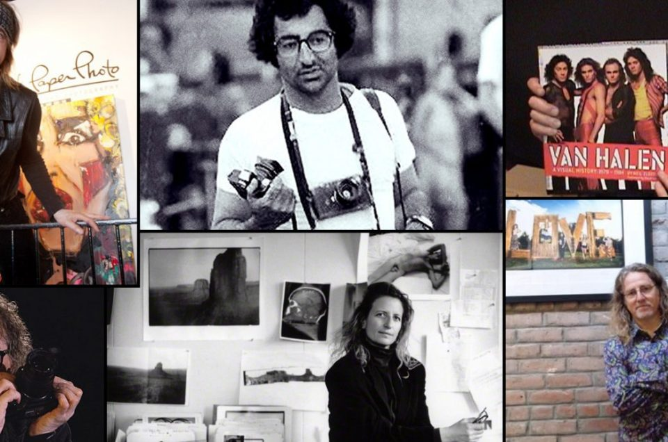 10 All Time Greatest & Famous Music Photographers
