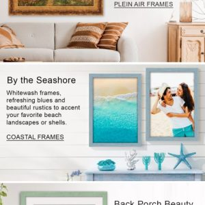 Summer Decor Trends Email
