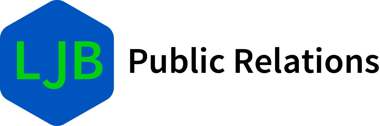 LJB Public Relations Logo