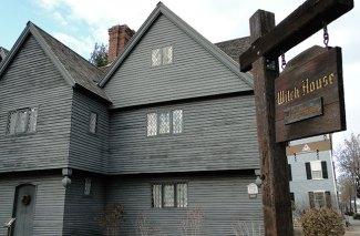 Casa vrajitoarelor din Salem