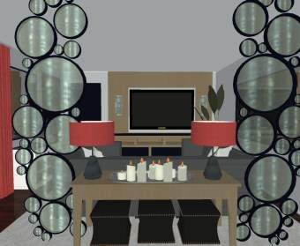 """The """"Lindsey"""" Virtual Room Makeover"""