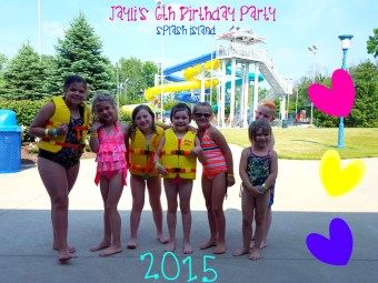 Jayli's 6th Birthday