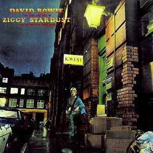 The Rise And Fall Of Ziggy Stardust And The Spiders From Mars – David Bowie
