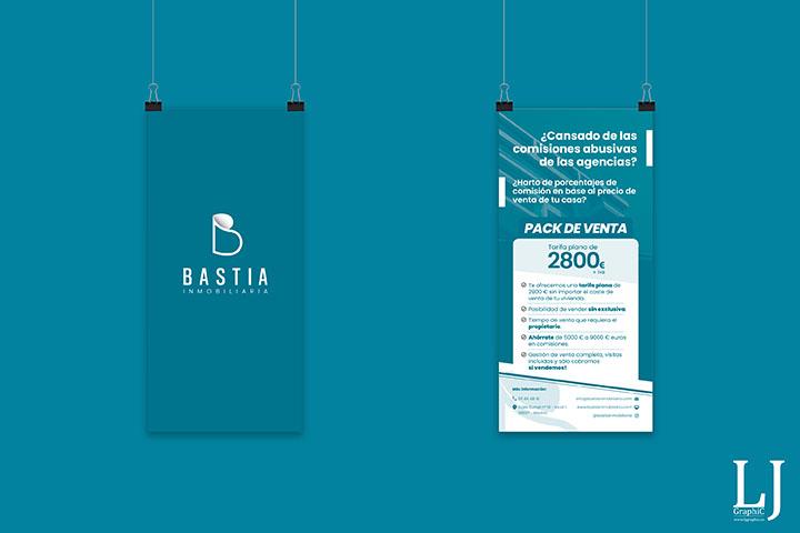 Flyers Bastia inmobiliaria
