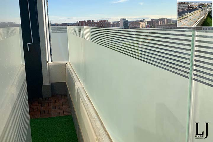 Vinilo ácido terraza
