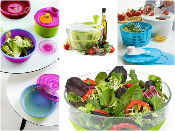 essoreuse a salade tupperware conseils