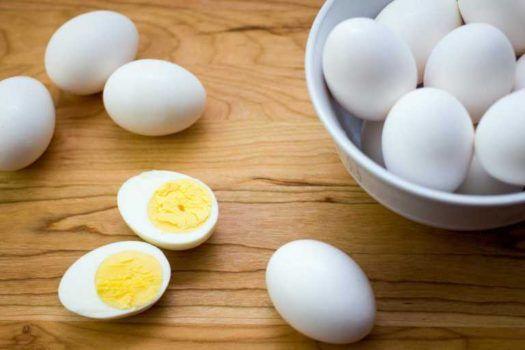 hard-boiled eggs hard-boil an egg