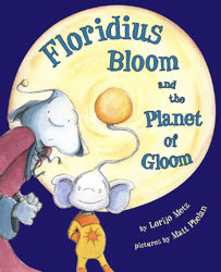 Floridius Bloom and the Planet of Gloom | November is Sci-fi Month