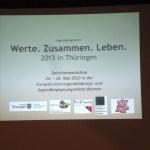 Eröffnung Zwischenworkschop