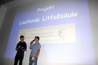 Präsentation erste Ergebnisse