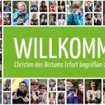 Willkommens-Banner