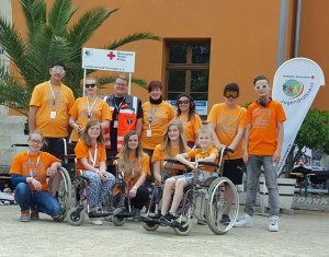 Wertegruppe Jugendrotkreuz Sondershausen