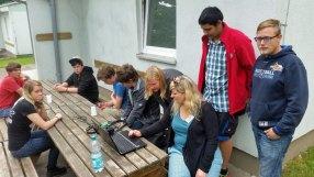 Workshop Smartphoneclips