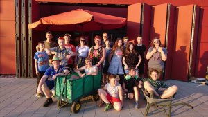 Red Cube Seebach feiert
